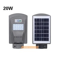 Best Lampu Jalan PJU SolarCell Panel Surya LED 20W Solar Cell