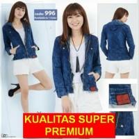 Harga produk meizuki shop kemeja jaket jeans ori 08 kualitas di | Pembandingharga.com