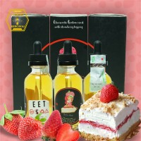 Widy Chef - Cheesecake Graham Crust with Strawberry - 60ml Premium