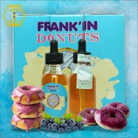 Frank In Donuts - Blueberry Donuts - 60ml Premium Liquid Vape Vapor