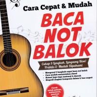 CARA CEPAT & MUDAH BACA NOT BALOK
