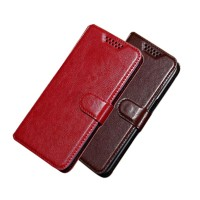 PU Leather Flip Cover Wallet Case For Infinix Hot 4 6 Pro S3 Note 5 No