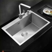 Paket Komplit Kitchen Sink ONAN 6045 Komplit Set Model Toto
