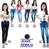 Celana Anak Celana Remaja Jeans Anak Jeans Remaja Ripped Jeans JSK