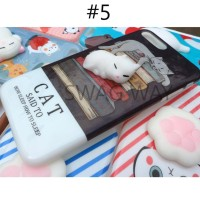 Terbaru Case Squishy Casing Hp Iphone 6 7 6S 7S Plus Cover Handphone