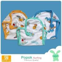 Harga popok kain bayi aruchi bahan lembut isi 3 pcs | antitipu.com