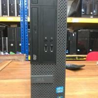 Komputer pc cpu DELL core i5 HDMI hemat listrik garansi ori murah