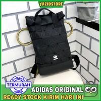 Ori | Tas Adidas TREFOIL BACKPACK ROLL TOP 3D Original Import