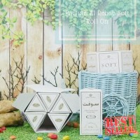 Parfum Minyak Wangi Al Rehab Soft - 6 Botol