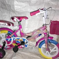 Sepeda Anak Atlantis 12 Pink