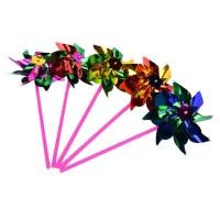 Paling Laris Tradisional Mainan Anak Kincir Baling Baling Bunga