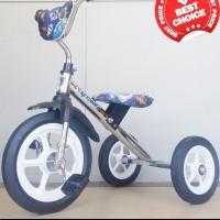 Terbagus Free Ongkir Sepeda Tricycle Bmx Roda Tiga Roda 3 Chrome,