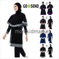 Baju Renang Muslim Dewasa Syari Edora EMP