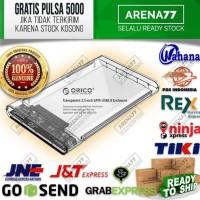Murah Orico Enclosure 2139U3 Case External Hardisk Ssd Sata 2.5 Inch