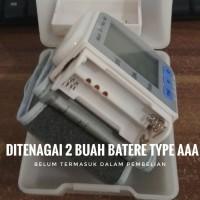 Harga promo alat ukur tekanan darah tensi elektronik murah   antitipu.com