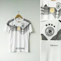 Di Jamin Setelan Jerman Home World Cup Piala Dunia 2018 (Jersey +