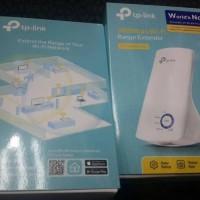 Harga 300mbps Universal Wifi Range Extender Tl Wa850re Travelbon.com