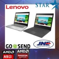 Promo Laptop Gaming Lenovo Ideapad 320 14Ast Amd A9 9420 / 4Gb / 1Tb /