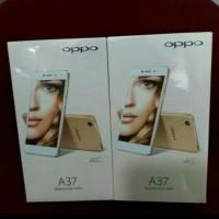 Hp Oppo A37 Garansi Resmi 1tahun - Ram 2GB Rom 16GB-Gold, Black &Rose