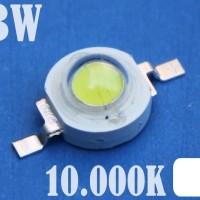 Lampu Led HPL Luxeon 3 watt 10.000K WHITE Emitter 200-220lm