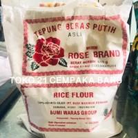 Rose Brand Tepung BERAS PUTIH 500 gr |Rose Brand Rice Flour Murah 500g