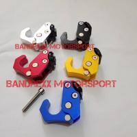 Hook/Gantungan barang Nmax, vario125,fino, beat replica bikers
