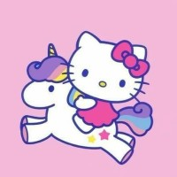 Pouch Tali 2 - Hello Kitty - Pesanan Melia