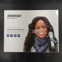 Mic Vokal Vocal Karaoke Microphone Kabel SHURE KSM-9
