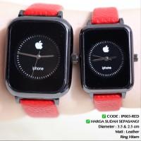PROMO Jam tangan couple HARGA SUDAH SEPASANG apple iphone grosir ecer