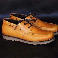 Sepatu Pria Zapato Kulit Asli Avail Bradleys Brodo Dr becco Original