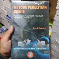 METODE PENELITIAN BISNIS by Sugiyono Terbaru