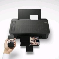 Canon TS307 Wireless Printer with easy Smartphone Copy Murah Diskon