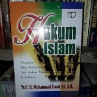 Jual Hukum Islam Pengantar Ilmu Hukum dan Tata Hukum Isl Buku Hukum Murah