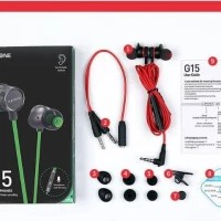 PLEXTONE G15 Stereo Earphone Headset Microphone Wired Magnetic Gaming