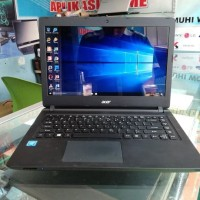 LAPTOP SECOND ACER ES1-432 DUALCORE SLIM SEGEL MULUS ISTIMEWA