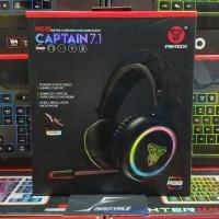 Fantech Captain HG-15 7.1 USB Over Ear LED Headset Gaming