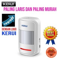 KERUI Wireless Inteligent PIR Motion, Home Alarm Security (No Logo)