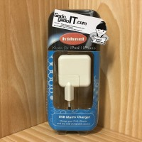 Adaptor Charger HAHNEL Output 1A/5V For iPhone & iPod