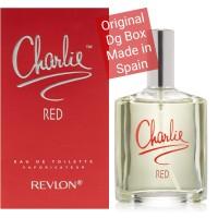 Jual Charlie Red 100 ml ORIGINAL perfume parfum Edt eau de toilette Revlon Murah