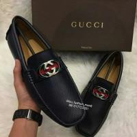 sepatu pria GUCCI grade ori premium import 8ed623028e