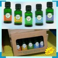 Jual Beauty Barn Home Aromatherapy Set isi 5 (5x10ml) / Paket Aromaterapi Murah