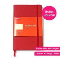 (Murah!!) Planner Ala Moleskine/ Bullet Journal/ Weekly Notebook/