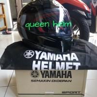 helm full face ori bawaan Yamaha Vixion