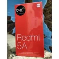 [Grosir Hijab] Xiaomi Redmi 5A RAM 2GB/16GB Warna GOLD Baru GARANSI Re