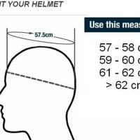 TERMURAH Helm Full Face KYT NFR Casco Aleix Espargaro Fuxia Fluo Mura