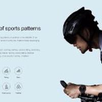 AMAZFIT Pace 2 Stratos Xiaomi Huami Smartwatch Internat Berkualitas