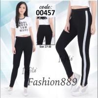 Menarik Celana Legging Fashion Wanita Premium High Quality Bahan Zara