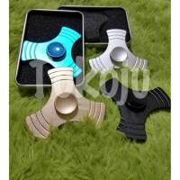 Fidget Spinner Indonesia Hand Spinner Besi Aluminium Me Murah