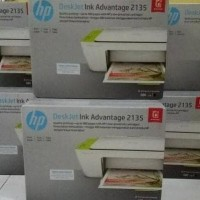 Termurah Hp Deskjet Ink Advantage 2135 All-In-One Printer Di Jamin