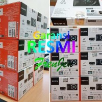 Harga promo sony alpha a6000 kit 16 50mm camera mirrorless abu abu | Pembandingharga.com